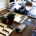 A Garage Full of Warby Parker