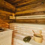 Saunas. In Finland. Go Figure.