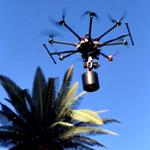 Drone Bottle Service. It's... Happening.