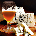 Beer and Cheese Flights at Quince