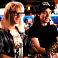 Tonight in Silver Lake: Wayne's World