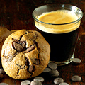 Espresso-Laced Cookies & Books for Dad