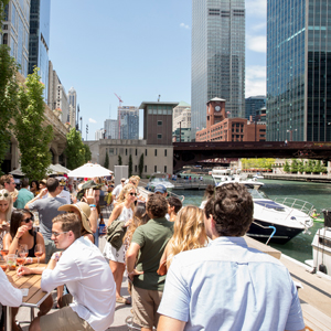 City Winery + Moody Tongue + Vodka = This Riverwalk Pop-Up