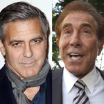 Clooney and Wynn Mixed It Up