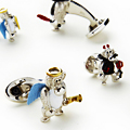 Angel and Devil Cufflinks and Studs