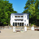 The Clubhouse at Chastain Horse Park