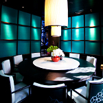 The Jade Room at Hakkasan