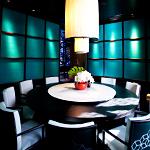 The Jade Room at Hakkasan