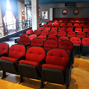 The Screening Room at the Miami Beach Cinematheque