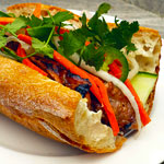 Vietnamese Sandwiches for Dinner