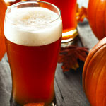 Pumpkin. It's Better in Beer.