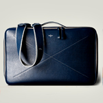 A Lust-Inducing Leather Suitcase