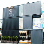 An Aether Shipping-Container Sale