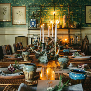 A Historical Supper Club at Hatchet Hall