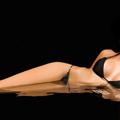 A Bikini Show at Gulfstream