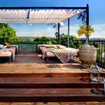 360-Degree Views atop Petit Ermitage
