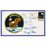 The Apollo 11 Moon Insurance Policy