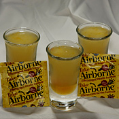 Airborne-Infused Shots