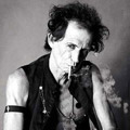 Keith Richards Turns Sixty-Seven