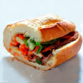 Banh Mi from the Nom Nom Truck