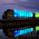 This Is a Train. This Is Art.