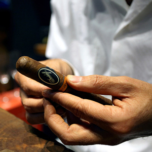An Evening of Hand-Rolled Cigars and Not Hand-Rolled Whiskey