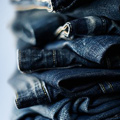 Piles of Levi's on the Cheap