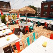 Your Hawaiian Rooftop Bar Awaits