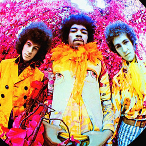 Are You Experienced Dropped 50 Years Ago. Attend Art Exhibits Accordingly.