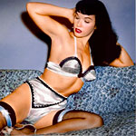 Bettie Page on the Big Screen