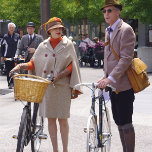 Put Some Tweed On. Ride a Bike. Become Immortal.