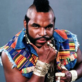Drinking Champagne Like Mr. T