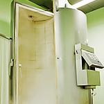 A Cryosauna at Icebox Cryotherapy