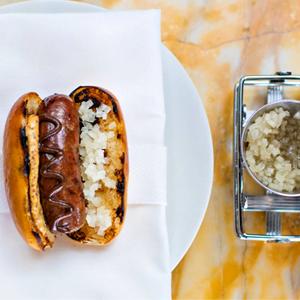 Foie Gras Hot Dogs, Anyone?