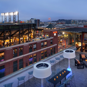 The Rooftop at VIA Wants You to Get Above the St. Patrick's Day Fray