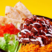 The Halal Guys Are Headed Straight for Your Desk