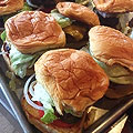 Estelle's: Now a Lunchtime Burger Joint