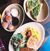We Now Offer You Two Brunch Plans for Winning Mother's Day