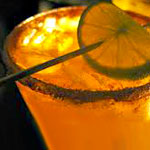 Pumpkin & Ginger Margarita