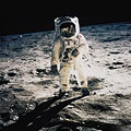 A Soccer Tournament on the Moon