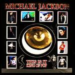Michael Jackson–Signed Cymbal