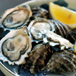 Oysters and Gin for Brunch