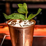 The Bee Sting Julep at Parla