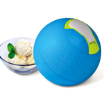 It's a Kickball Ice Cream Maker Is All