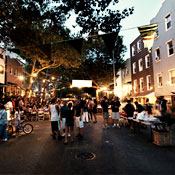 Long-Weekend Block Parties, Vol 1: Parson's