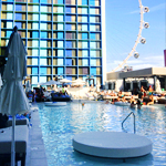 The Pool, The Linq