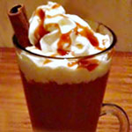 The Caramel Apple at Avery Bar