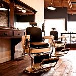 A Gratis Shave at Baxter Finley