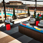 10 Floors Up: Your Rooftop Pool