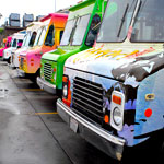 Incoming: A Whole Lot of Food Truck
